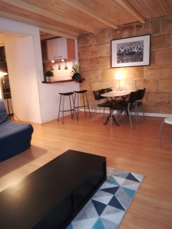 Sale apartment Bordeaux 186 500€ - Picture 1