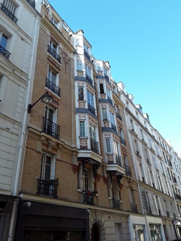 Rental apartment Paris 16ème 1100€ CC - Picture 1