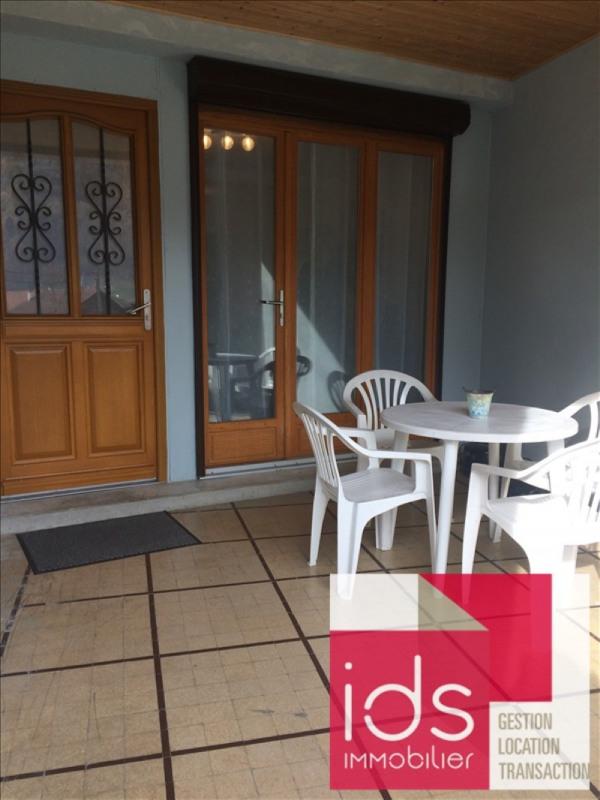 Verkoop  appartement Arvillard 119000€ - Foto 1