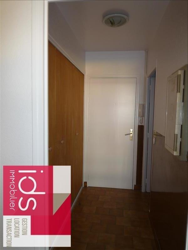 Locação apartamento Allevard 325€ CC - Fotografia 4