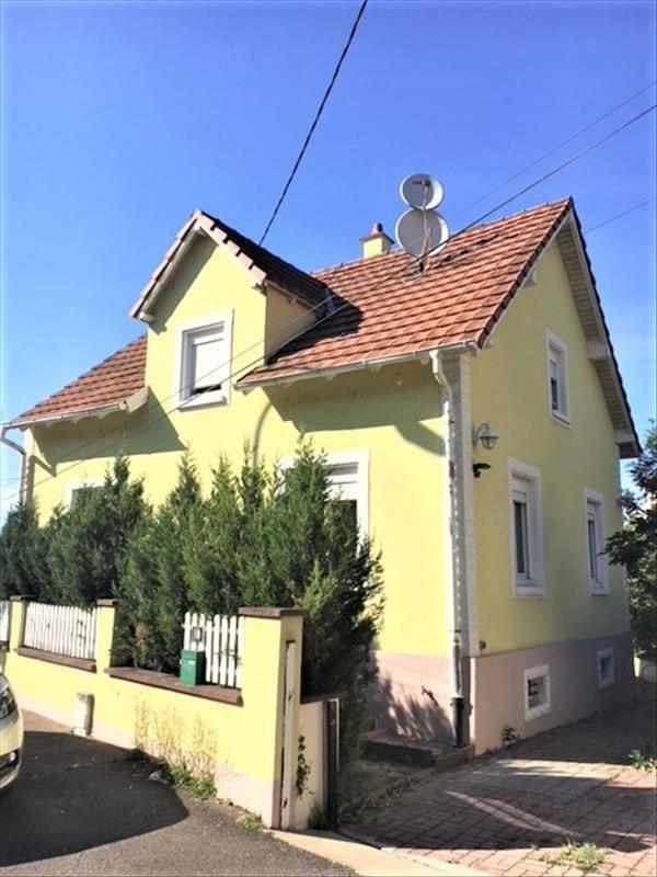 Sale house / villa Strasbourg 286200€ - Picture 1