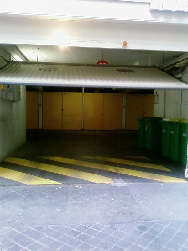 Location parking Paris 12ème 133€ CC - Photo 3