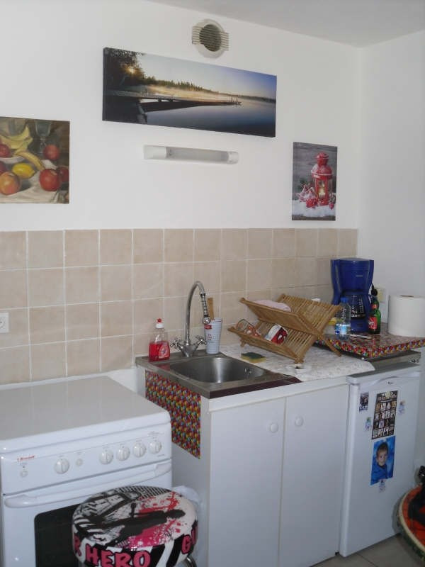 Rental apartment Nimes 390€ CC - Picture 7