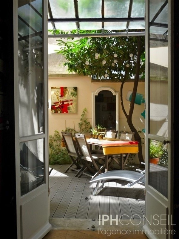 Sale apartment Neuilly sur seine 710000€ - Picture 1