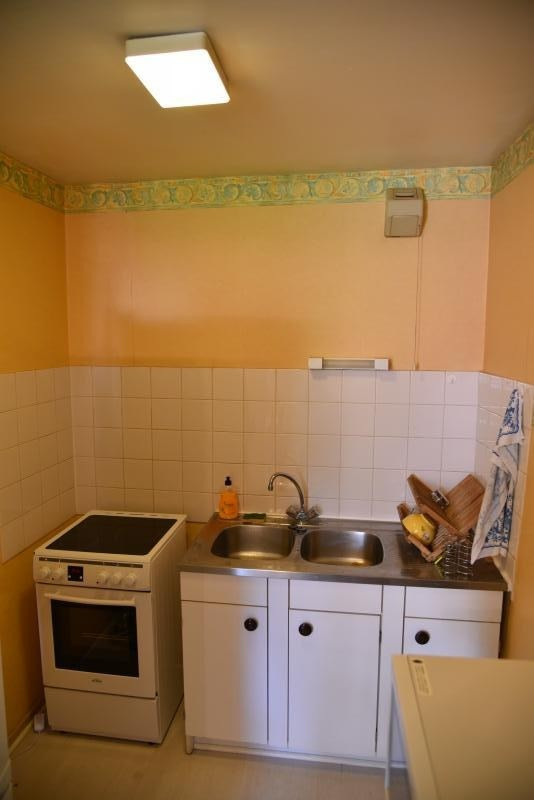 Rental apartment Nantua 430€ CC - Picture 3
