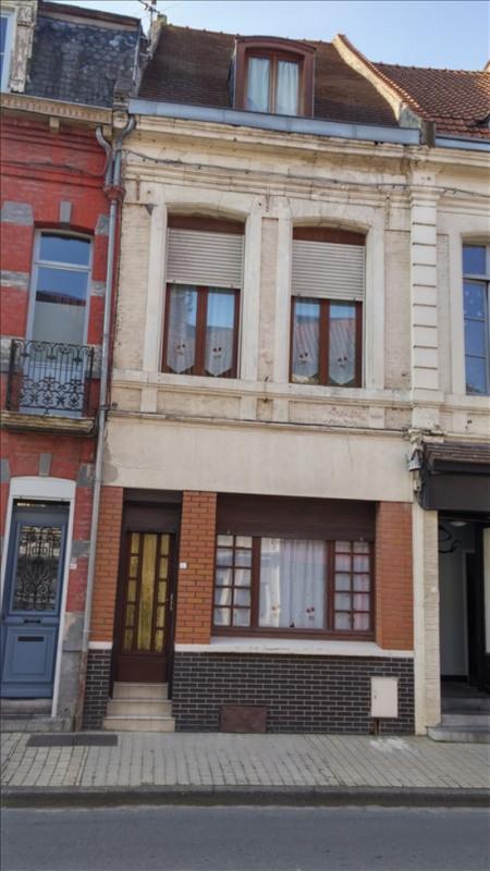 Sale house / villa Aire sur la lys 117500€ - Picture 1