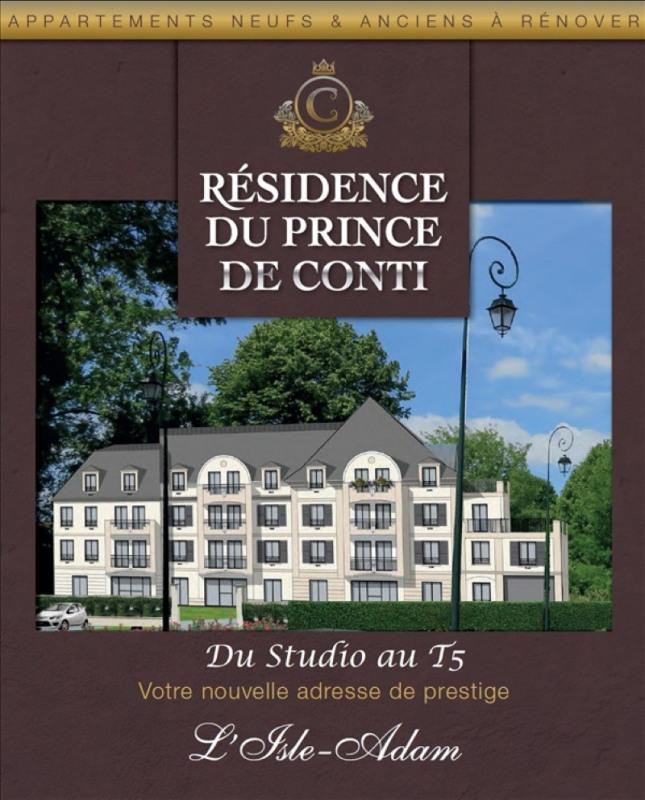 Vendita appartamento L isle adam 175000€ - Fotografia 3
