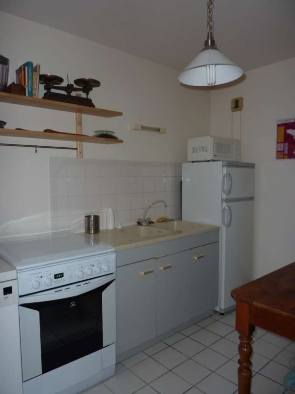 Rental apartment Pontivy 481€ CC - Picture 1