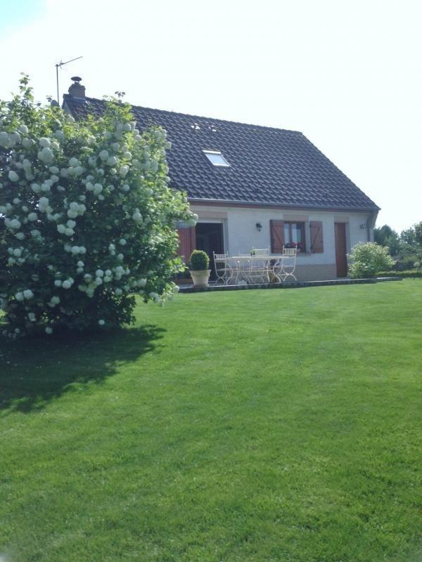 Vente maison / villa Beaumetz les loges 215000€ - Photo 1