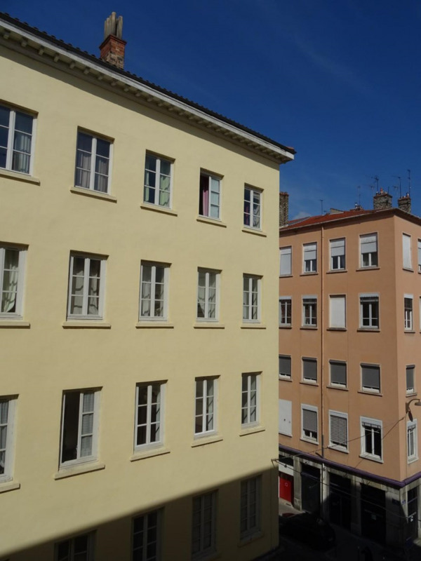 Sale apartment Lyon 4ème 375 000€ - Picture 8