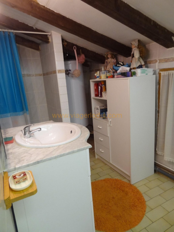 Vendita nell' vitalizio di vita casa Montfrin 90000€ - Fotografia 12