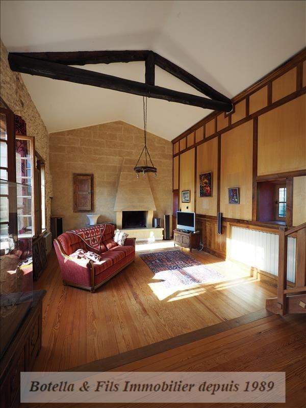 Verkoop  huis Goudargues 460000€ - Foto 6