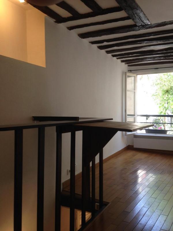Vente appartement Paris 4ème 213000€ - Photo 2