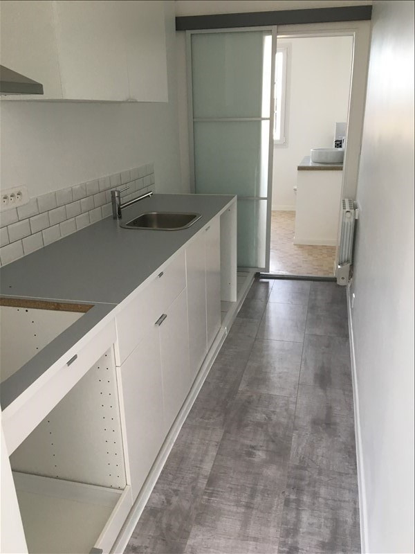 Location appartement Orgeval 550€ CC - Photo 1