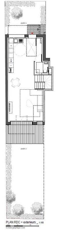 Venta de prestigio  apartamento Clamart 570000€ - Fotografía 3