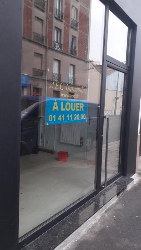 Rental shop Asnières-sur-seine 1477€ HT/HC - Picture 2