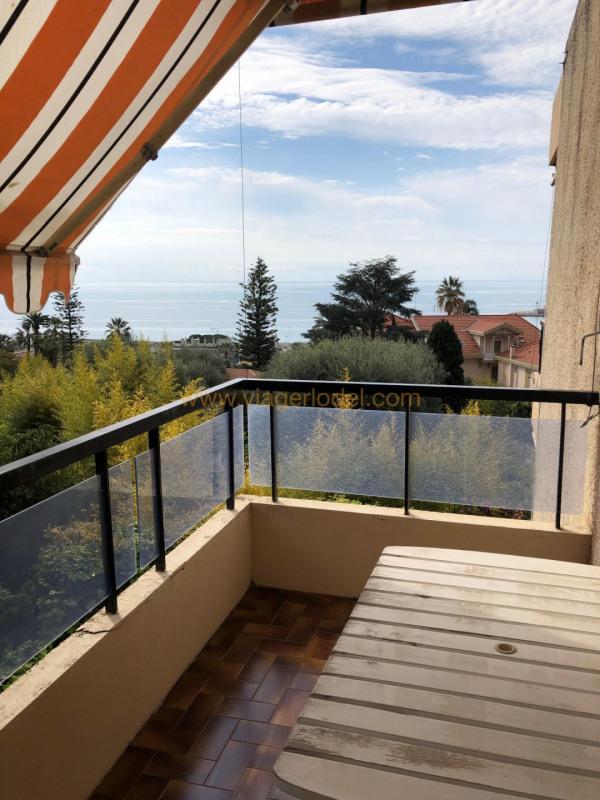 Life annuity apartment Menton 255000€ - Picture 2
