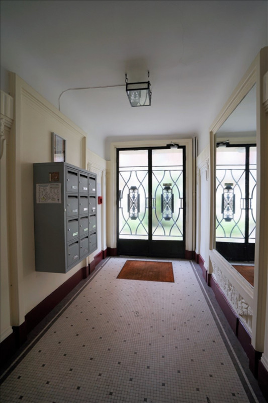 Sale apartment Asnieres sur seine 260 000€ - Picture 2