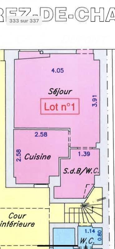 Sale apartment Paris 11ème 248000€ - Picture 2