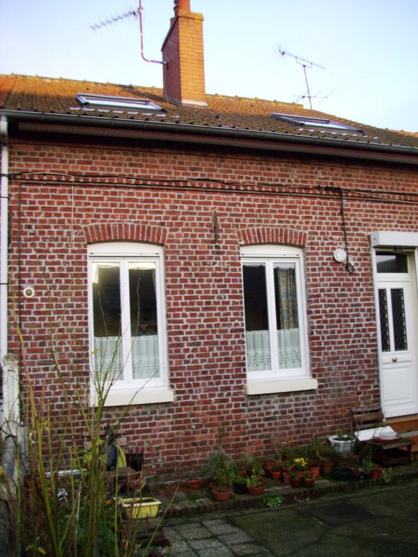 Rental house / villa Enquin lez guinegatte 440€ CC - Picture 1