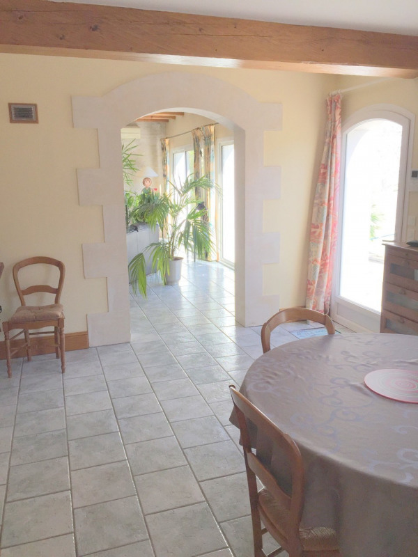 Sale house / villa Salles-d'angles 369 250€ - Picture 6