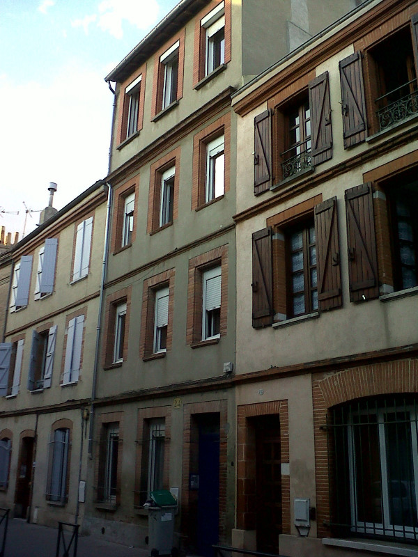 Location appartement Toulouse 706€ CC - Photo 1