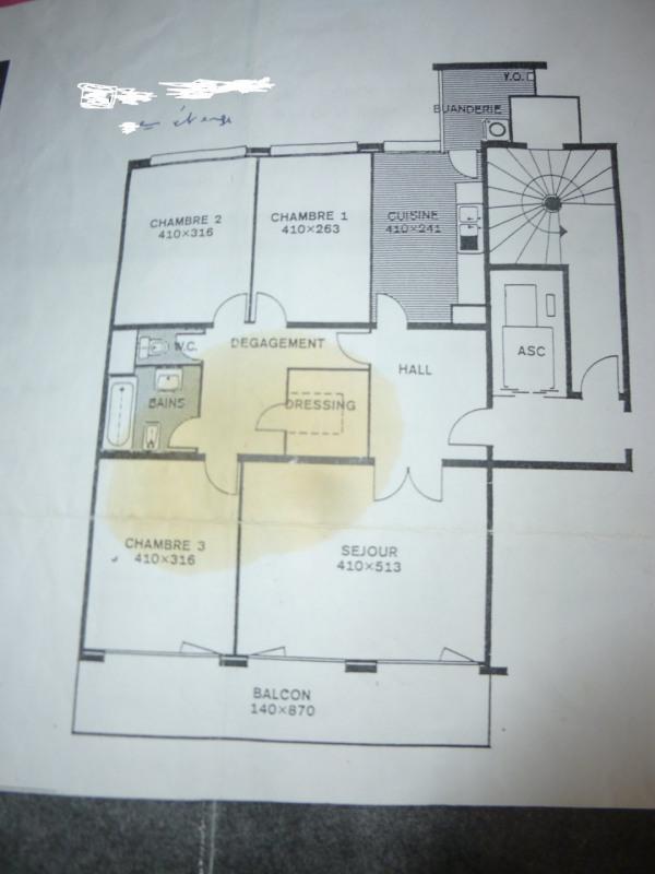 Sale apartment Saint-égrève 225000€ - Picture 7