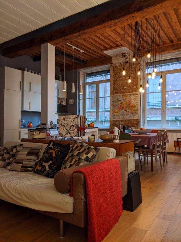 Venta  apartamento Lyon 1er 485000€ - Fotografía 3