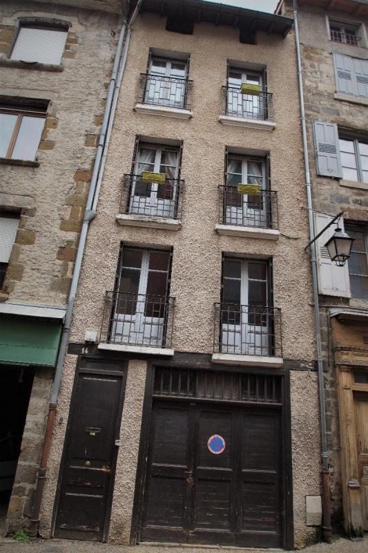 Verkoop  flatgebouwen Le puy en velay 107500€ - Foto 1