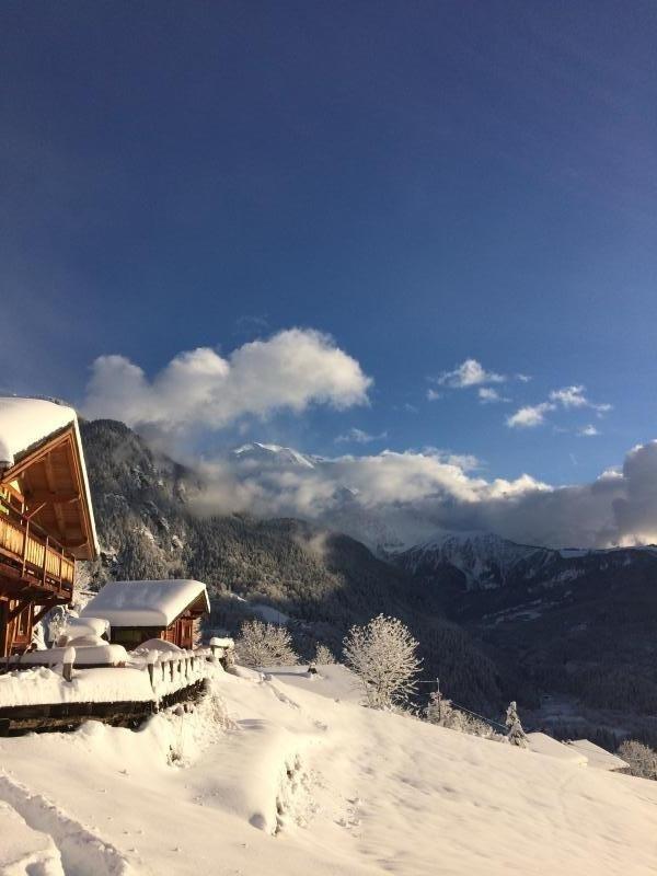 Deluxe sale house / villa Chamonix mont blanc 798000€ - Picture 2