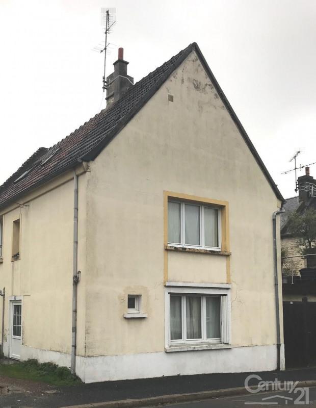 Venta  casa St aubin sur mer 167000€ - Fotografía 1