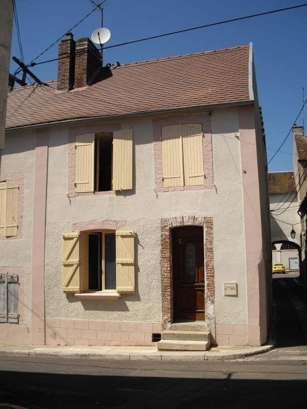 Vente maison / villa Brienon sur armancon 108 000€ - Photo 1