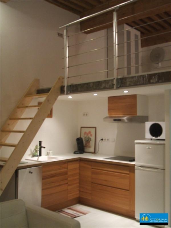 Rental apartment Lyon 1er 1150€ CC - Picture 2