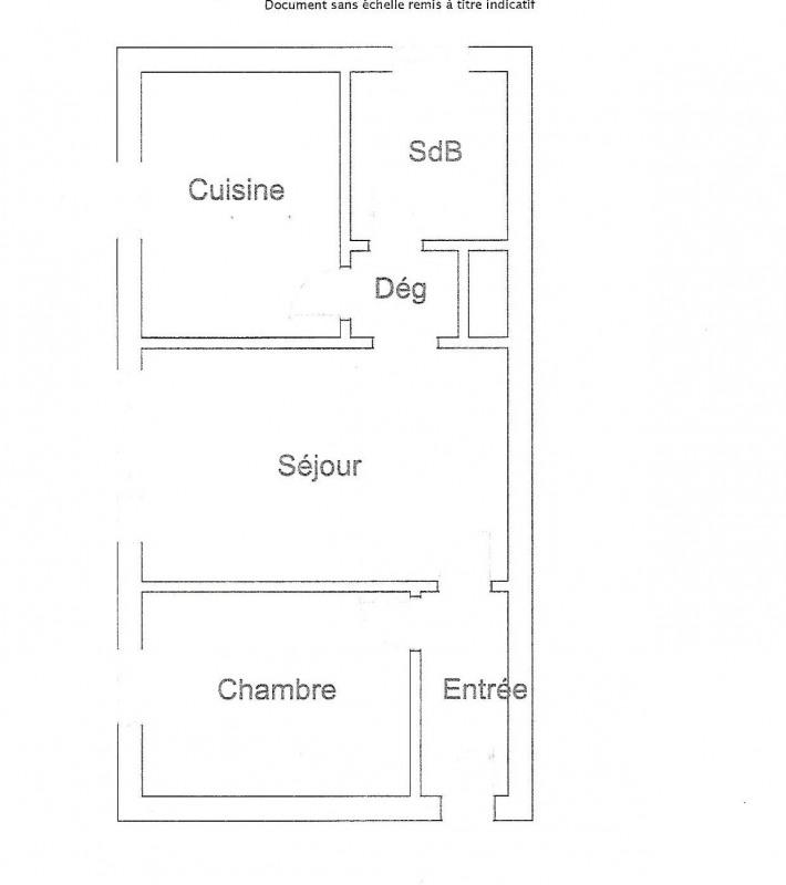 Vendita appartamento Bischheim 90000€ - Fotografia 3