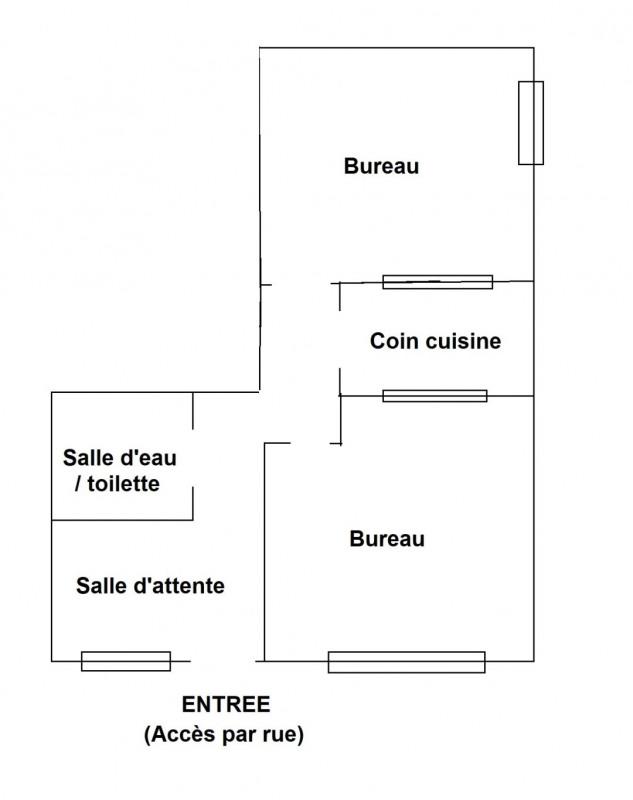 Vente appartement Vincennes 420000€ - Photo 2