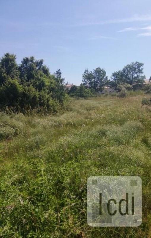 Vente terrain Larnas 87200€ - Photo 1