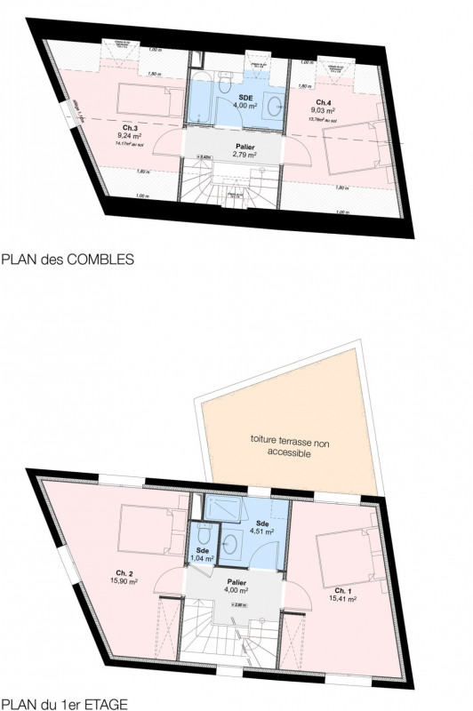 Venta  terreno Montlhéry 208000€ - Fotografía 3