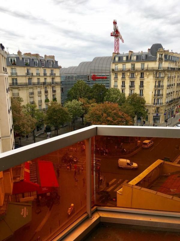 Vente appartement Paris 15ème 495000€ - Photo 1