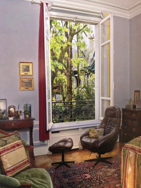 Vente de prestige appartement Paris 16ème 1350000€ - Photo 4