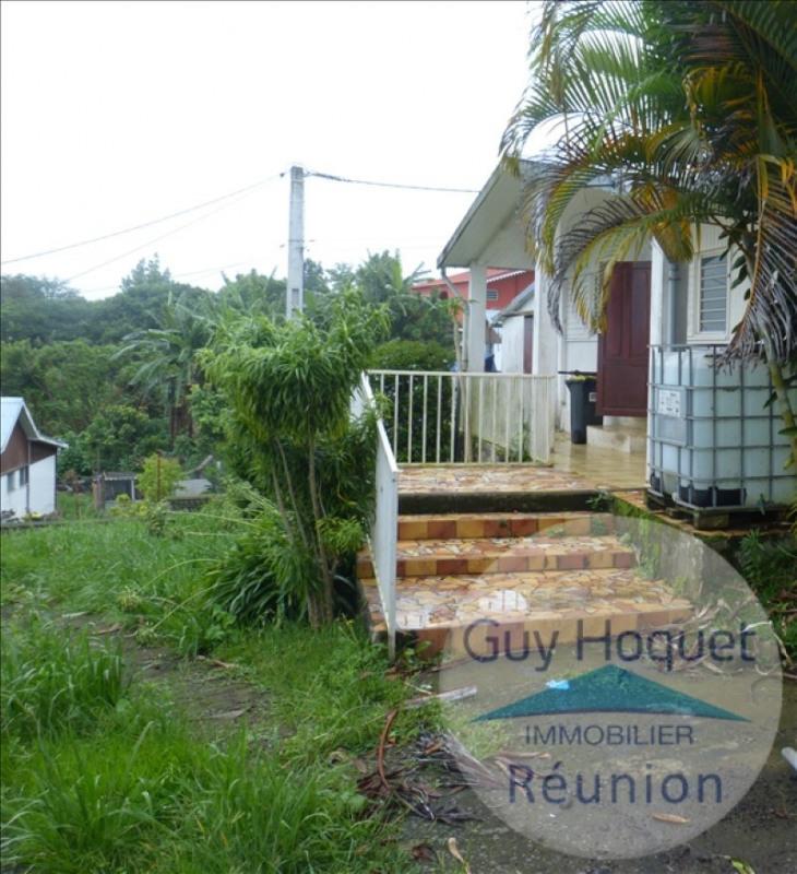 Verkoop  huis Le tampon 180000€ - Foto 1