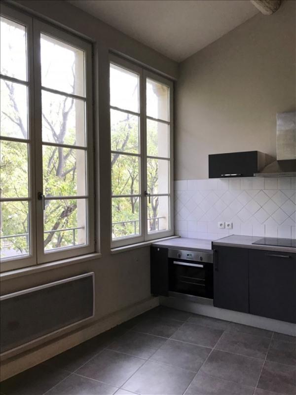 Verhuren  appartement Nimes 488€ CC - Foto 1