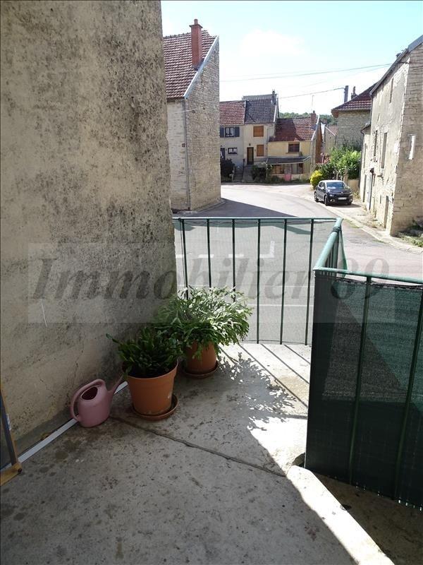 Sale house / villa A 10 mins de chatillon 39500€ - Picture 7