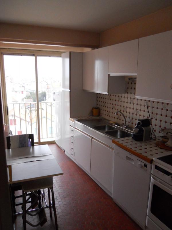 Revenda residencial de prestígio apartamento Biarritz 590000€ - Fotografia 7