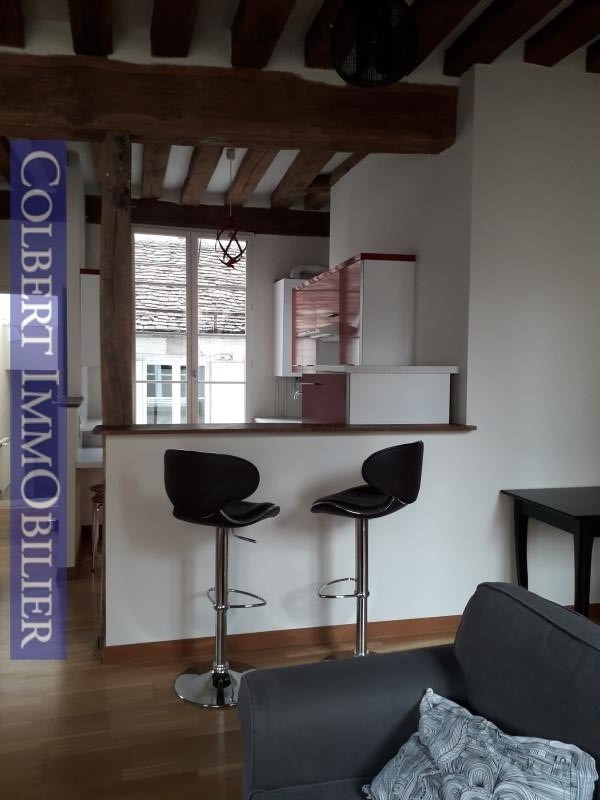 Rental apartment Auxerre 663€ CC - Picture 3