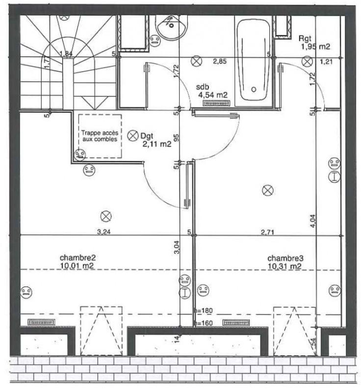 Location appartement Etampes 817€ CC - Photo 7