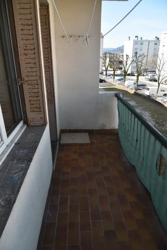 Rental apartment Oyonnax 500€ CC - Picture 10