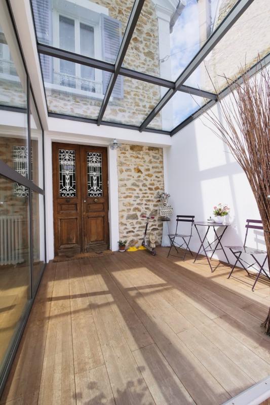 Venta  casa Saint-leu-la-forêt 550000€ - Fotografía 2