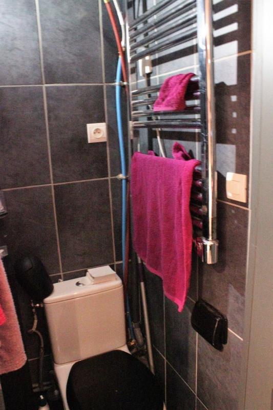 Rental apartment Paris 17ème 695€ CC - Picture 4
