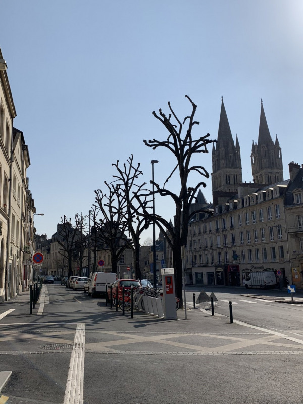 Vente appartement Caen 107000€ - Photo 1
