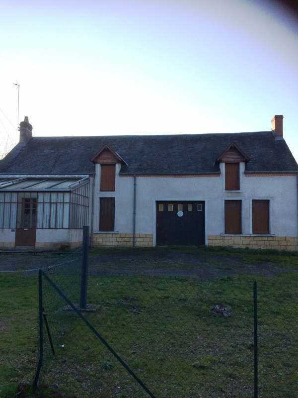 Sale house / villa La chapelle d'angillon 77 000€ - Picture 1